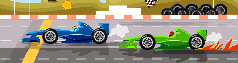 2 player racing