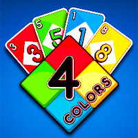 4 Color Cards Game