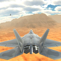 air combat simulator