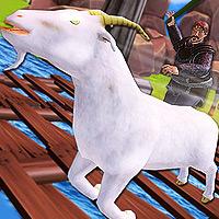 Angry Goat Simulator