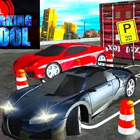 car parking school