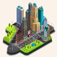 city builder 3d