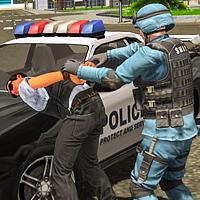 cop driver simulator