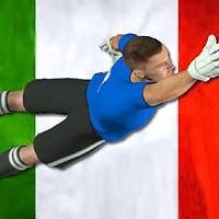 Goalkeeper Italian