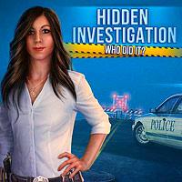 Hidden Crime Investigation
