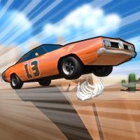 Mega Ramp Race