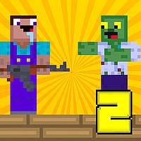 Noob vs Zombies 2