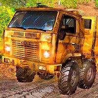 offroad mud truck