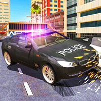 police car stunt simulator