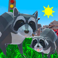 raccoon simulator