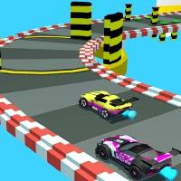 Race Car Steeplechase