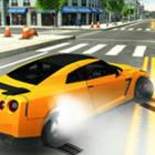 3D City: 2 Player Racing