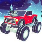 3d monster trucks icyroads