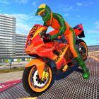 bike stunt driving simulator