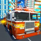 fire truck simulator