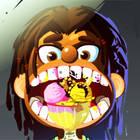 girl baby dentist