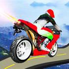 moto rider impossible track