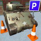 tank parking 3d