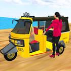 tuk tuk driving simulator