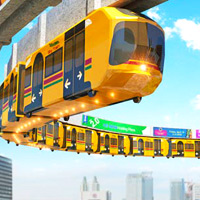 Sky Train Simulator