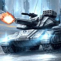 tanks sci fi battle