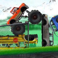 Truck Trials Game