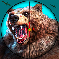 wild bear hunting
