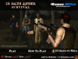 13 Days After: Survival: Screenshot