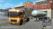 18 Wheeler Cargo SImulator: Menu