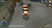 18 Wheeler Cargo SImulator: Gameplay Truck