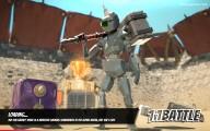 1v1 Battle: Menu