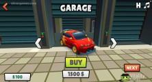2 Player City Racing 2: Car Selection