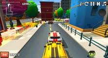 2 Player City Racing 2: Gameplay Racing