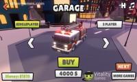 2 Player City Racing: Screenshot