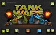 2 Player Tank Wars: Menu