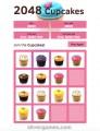 2048 Cupcakes: Gameplay