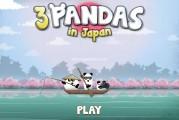 3 Pandas In Japan: Menu