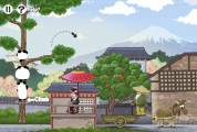 3 Pandas In Japan: Gameplay Point Click Adventure