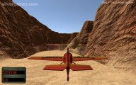 3D Air Racer: Gameplay Plane Checkpoints