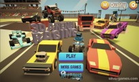 3D Arena Racing: Gameplay