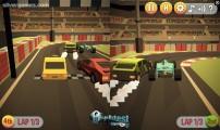 3D Arena Racing: Multiplayer