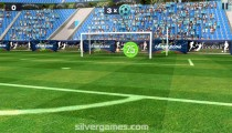 3D Free Kick: Gameplay Soccer
