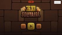 3D Solitaire: Menu
