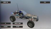 4x4 Hill Climb Racing 3D: Game