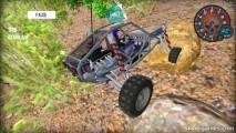 4x4 Hill Climb Racing 3D: Mountain Climb