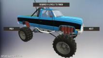 4x4 Hill Climb Racing 3D: Super Diesel 4x4