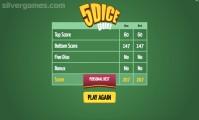 5 Dice Duel: Gambling Score