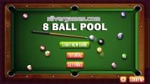 8 Ball Pool: Menu