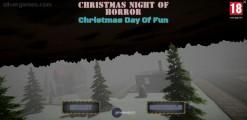 Christmas Night Of Horror: Menu