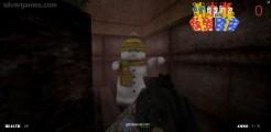 Christmas Night Of Horror: Gameplay Snowman